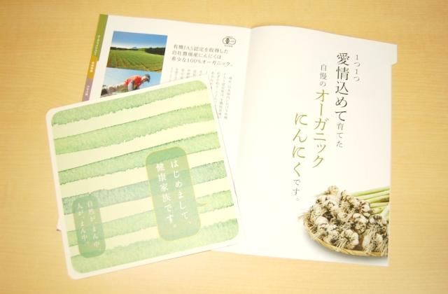 健康家族の小冊子