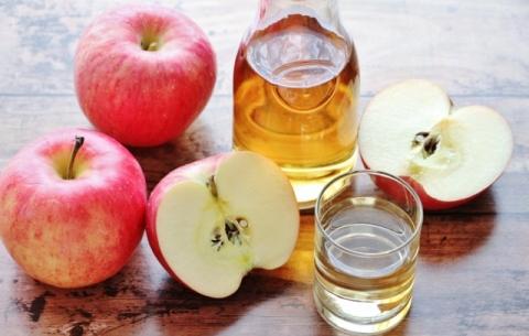 にんにく消臭にリンゴ