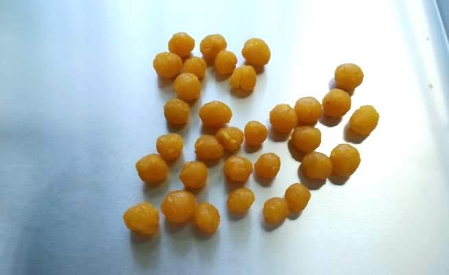にんにく卵黄の粒