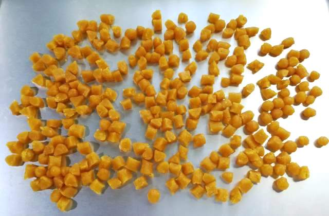 手作りにんにく卵黄